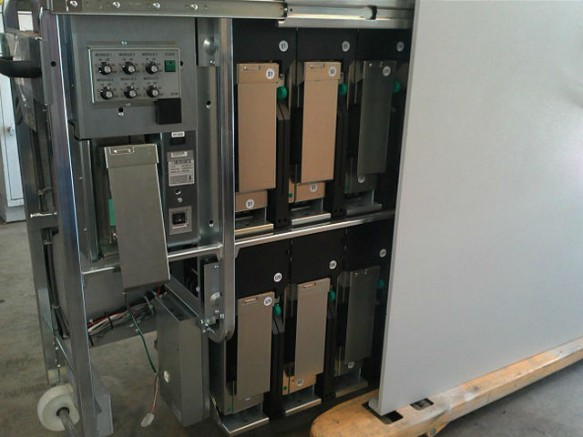 Delarue Tcd 40 Cxp Teller Cash Dispenser Bank Equipment Dot Com Free Classifieds