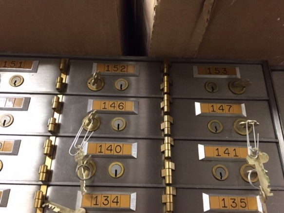 Diebold Safe Deposit Boxes - Bank Equipment DOT Com FREE