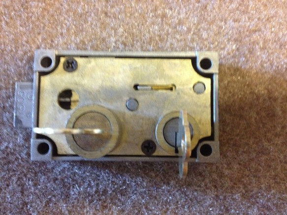 Diebold Safe Deposit locks 175-05 - Bank Equipment DOT Com